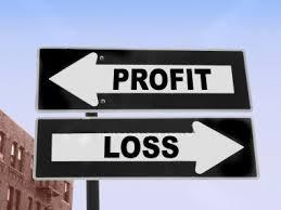 Profit vs loss jpg image