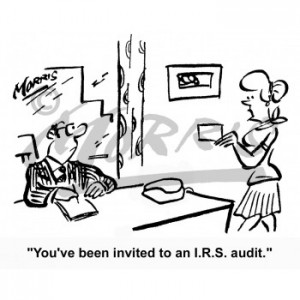 You ve been invited to an IRS audit