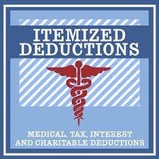 itemized deductions jpg image